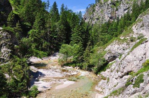 Túrázás Ausztria mesés szurdokvölgyében