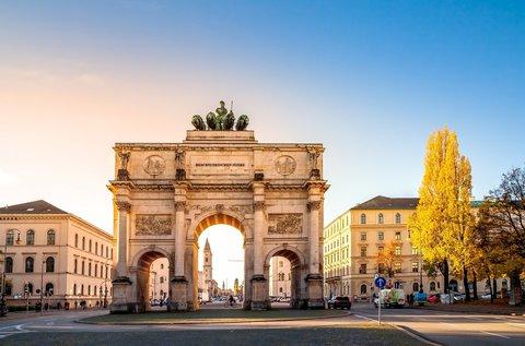 Családi látogatás a világvárosban, Münchenben