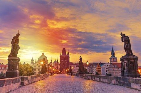 3 napos hangulatos városnézés Prágában