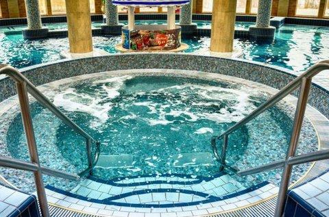 Páros pihenés Galérius fürdő belépővel Siófokon