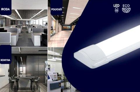 60 W-os mennyezeti LED fénycső