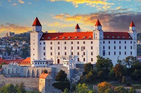 Kirándulás Schlosshofban és Pozsonyban