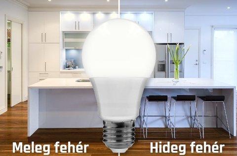 4 db magas fényerejű, 12 W-os LED fényforrás