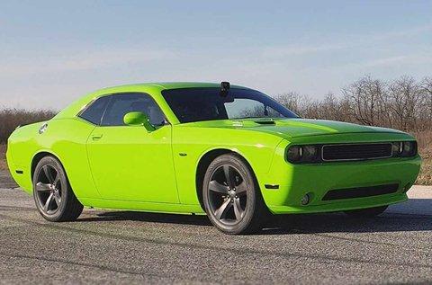 Száguldj Dodge Challenger Hulkkal a Hungaroringen!