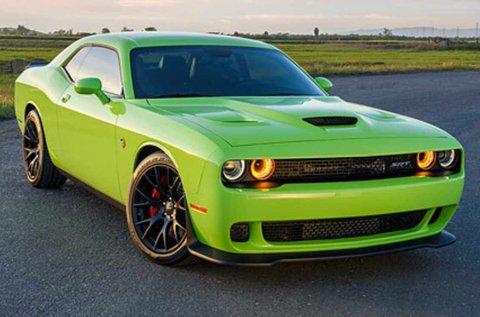 Vezess egy 450 lóerős Dodge Challenger Hulkot!