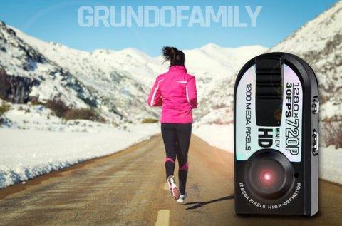 Q5 mini sportkamera kép- és hangrögzítő funkcióval