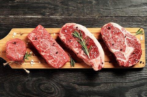 15% kedvezmény hús- és hentesáru rendelésre