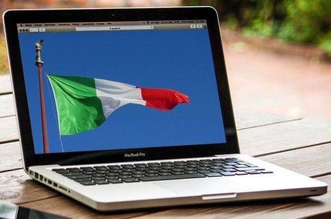 Kezdő távoktatásos olasz tanfolyam hanganyaggal