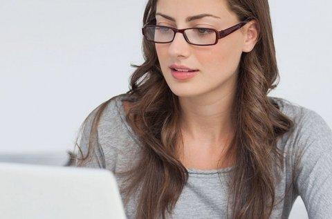 Monitorszűrő szemüveg készítés látásvizsgálattal
