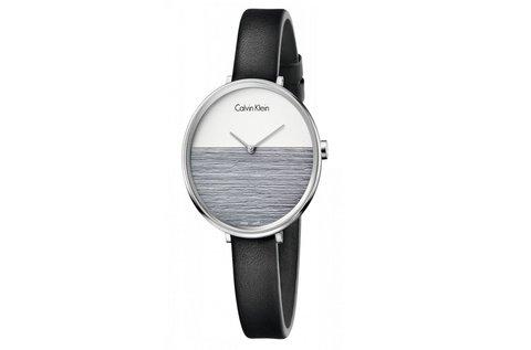 Calvin Klein női óra karóra fekete színben
