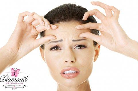 1 alkalom UltraLiftHIFU kezelés arcpakolással