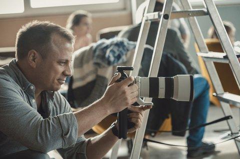 Online fotós oktatás kezdőknek, profiktól