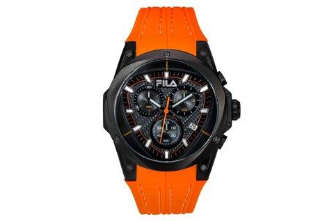 Trendi Fila férfi karóra narancssárga színben