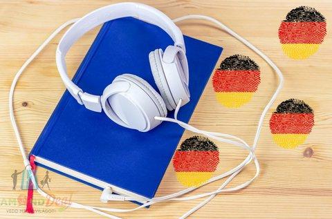 Német hangoskönyv 90 témakörrel