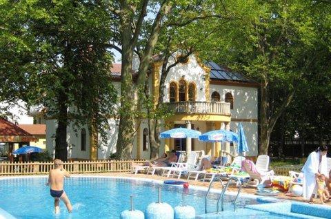 4 napos nyaralás a Balaton partján