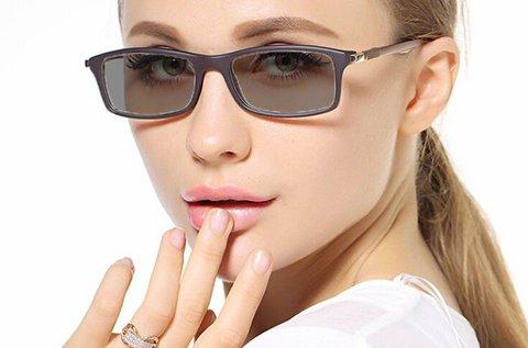 Szemüvegkészítés fényre sötétedő lencsével
