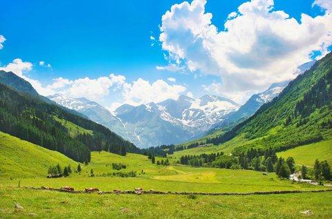 Alpesi kikapcsolódás a családdal Raurisban