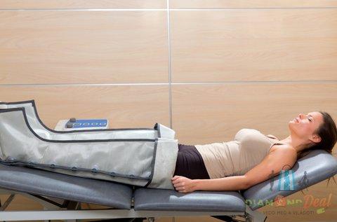 10 alkalmas alakformáló gépi presszoterápia