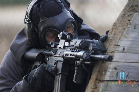 Lövész élmény 205 lőszerrel Szigetszentmiklóson