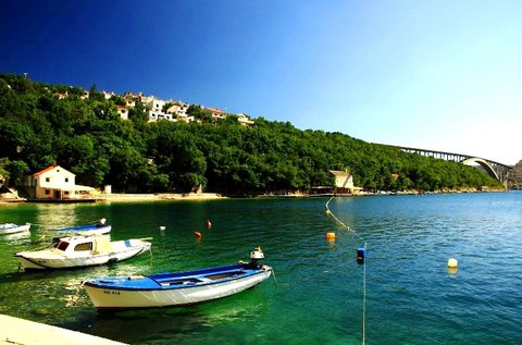 1 hetes tengerparti fürdőzés Kraljevicában