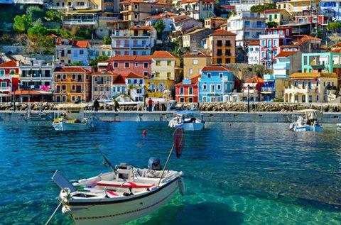 1 hetes vakáció a napfényes Korfu szigetén