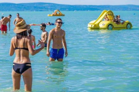 Csúcs nyaralás Siófokon 2-4 fő részére