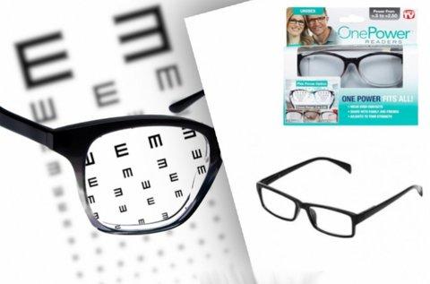 Multifunkciós olvasószemüveg