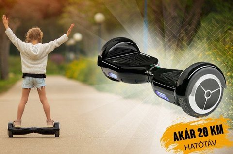 Hoverboard Balance elektromos deszka
