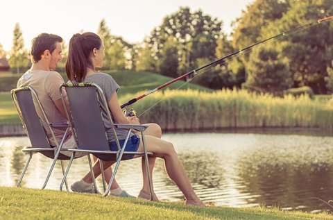 Páratlan horgászélmény a Lókos-patak völgyében