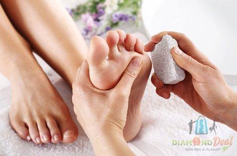 Gyógypedikűrözés az egészséges, szép lábakért