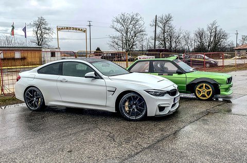 Vezess egy limitált kiadású BMW-t Kakucson!