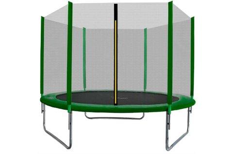 Aga Sport Top külső hálós trambulin zöld színben