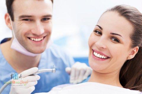 Minőségi ultrahangos fogkő-eltávolítás