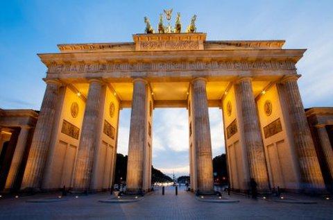 Családi látogatás a német fővárosban, Berlinben