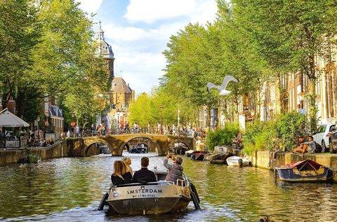 4 napos kalandozás Amszterdam közelében