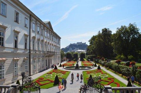 Családi feltöltődés Mozart városában, Salzburgban