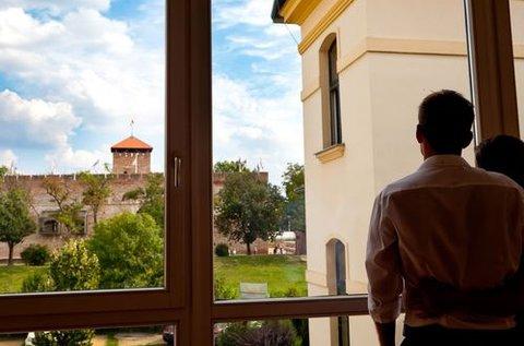 Wellness pihenés a Gyulai vár szomszédságában