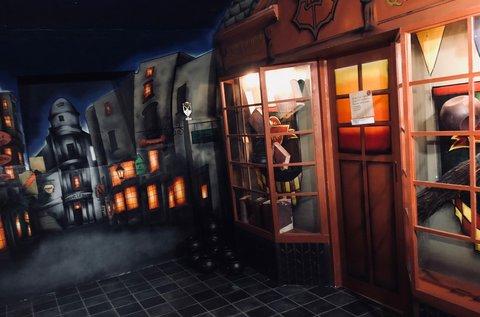 Varázslóiskola új generációs szabadulós játék