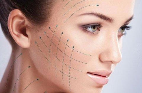 Anti-aging arckezelés hydroabrázióval