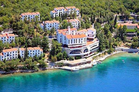 4 nap vakáció a Kraljevica melletti öbölben