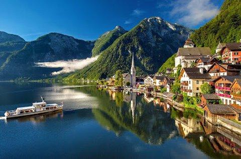 Mesebeli utazás Hallstattba és Salzburgba