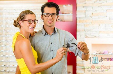 Szemüveg készítése normál egyfókuszú lencsével