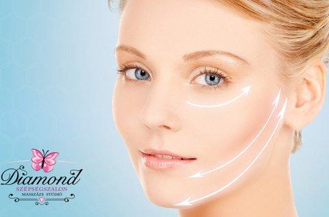 Teljes arcfiatalítás HIFU kezeléssel