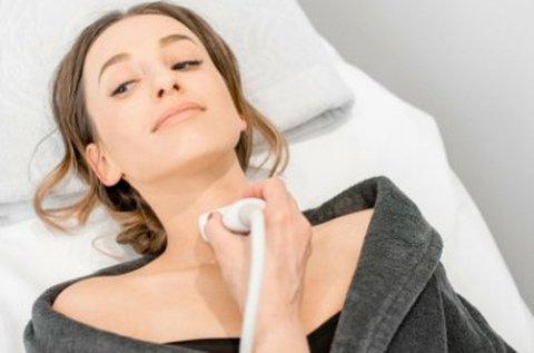 Fókuszált pajzsmirigy ultrahangos vizsgálat