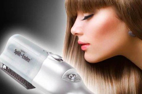 Mac Split Ender hajtrimmer hajvágás mosással