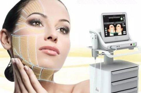 HIFU kezelés és fiatalítás arc területen