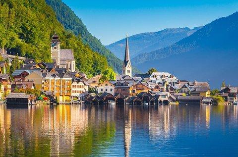 Buszos kirándulás Salzburgba és Hallstattba
