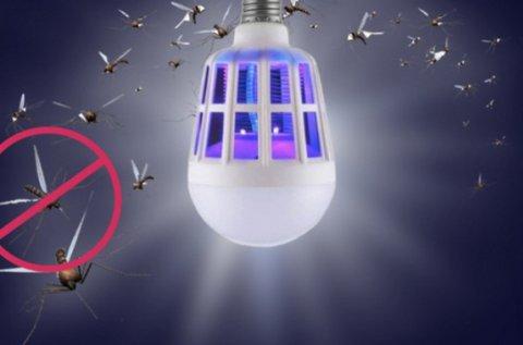 60 W-os szúnyogirtó LED fényforrás