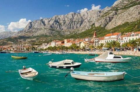 5 napos nyaralás a Makarskai Riviérán