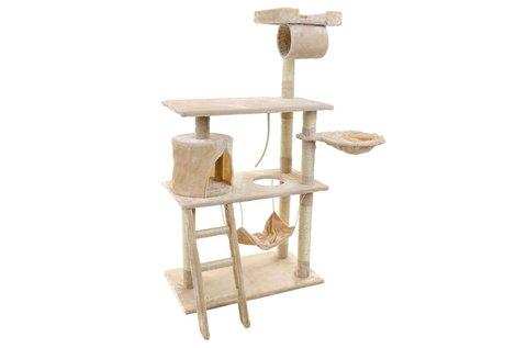 Funfit Play 5 szintes macska játszóház kaparófával